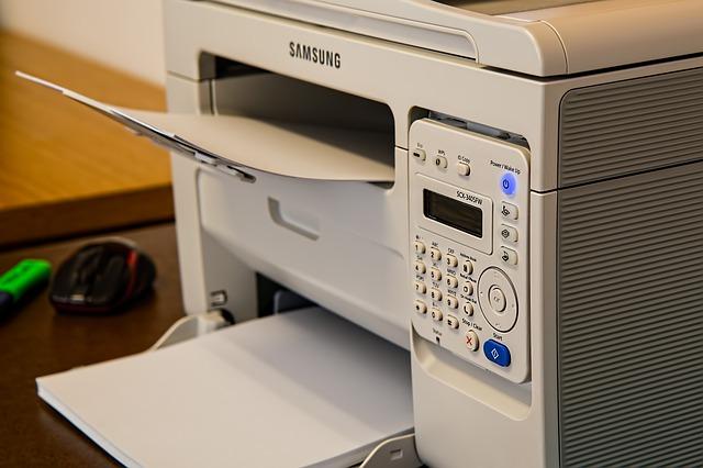 איך לתחזק מדפסת